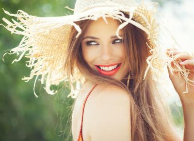 Jak chronić włosy przed słońcem?