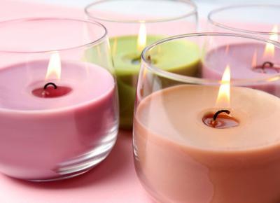 Świeczki aromatyczne. Czy są ekologiczne?