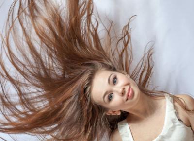 Zioła wzmocnią twoje włosy.