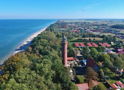 Najcichsze nadbałtyckie plaże.