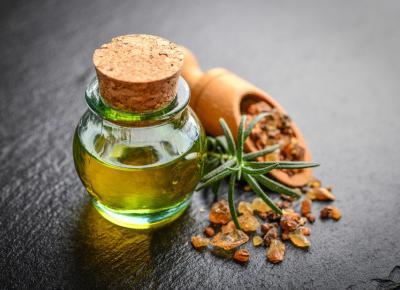 Moc aromatycznych olejków.