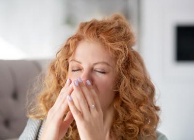 Gdy latem masz katar i trudności z oddychaniem.