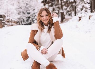 Winter outfit ideas ❄️ zimowe stylizacje ☃️