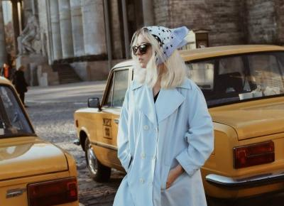 The biology of street style: Headscarf