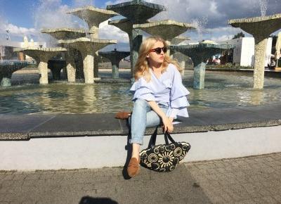 Sunny day in Gdynia
