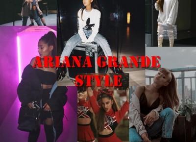 Ariana Grande inspired style // Dresslily