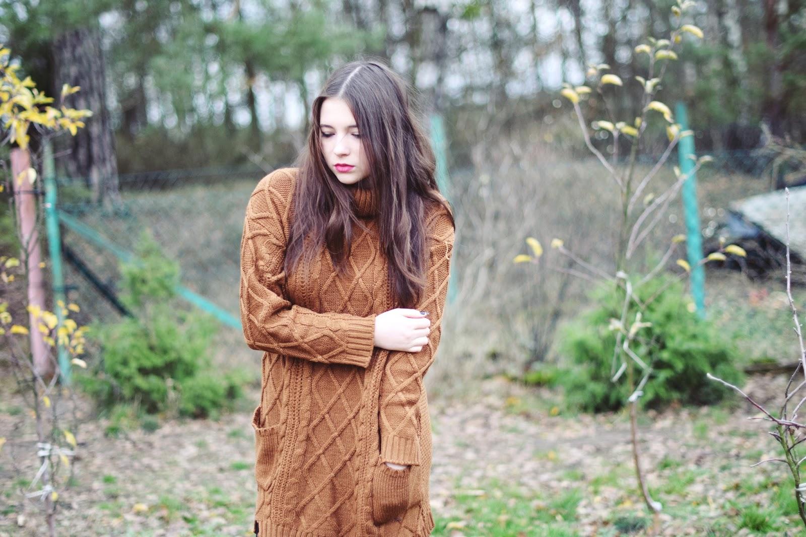 Julita Sudrawska: Cozy sweater | 29/11/2015