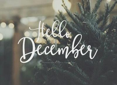 Julita Sudrawska: Hello, December