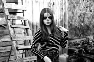 Julita Sudrawska: Halloween