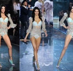 Julita Sudrawska: Victoria's Secret Show 2015