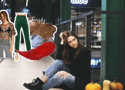 julia brzezińska: Co będzie modne zimą 2017/2018?