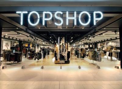 TOPSHOP znika z Polski. Sieć zamyka swój jedyny sklep w Warszawie