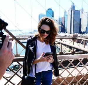 Cajmel w kampanii Maybelline New York