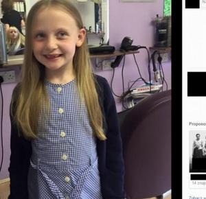 8-latka nagrała filmik, w którym mówi o kontrowersyjnych koszulkach w Tesco. Rzecznik Tesco zareagował
