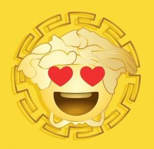 Donatella Versace zaprojektowała swoje własne emoji