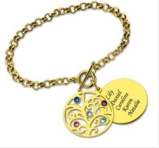 Spersonalizowane biżuteria - prezent wyjątkowy - Just Do One Step | blog lifestyle, blog urodowy
