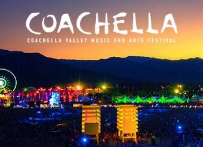 Justiifly: Coachella 2017.