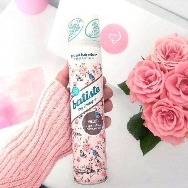 Suchy szampon do włosów Eden - Batiste