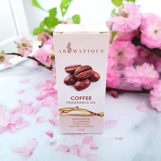 Olejek o zapachu kawy - Aromatique