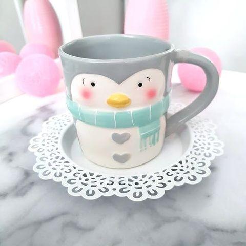 Kubek w formie pingwina Pini - home&you