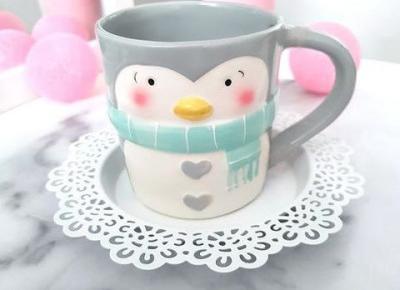 Pini - kubek w formie pingwina   home&you