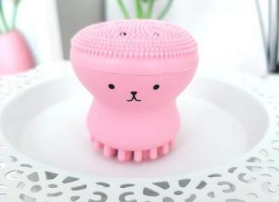 Szczoteczka do mycia twarzy - Octopus Ozi