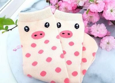 Skarpetki świnki 🐷