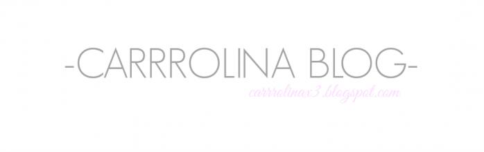 Carrrolina Blog: Książka pod tytułem. Tom 3
