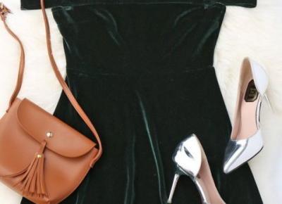 Carrrolina Blog: Sukienka na kilka sezonów?
