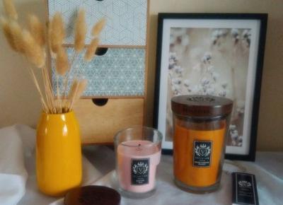 Ekskluzywne świece zapachowe Vellutier -