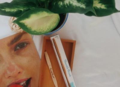 Bambusowa szczoteczka do zębów, Humble Brush -