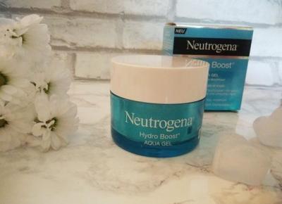 Neutrogena, Hydro Boost, Aqua Gel ? Nawadniaj?cy ?el do cery normalnej i mieszanej
