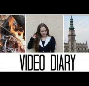 VIDEO DIARY #1 | Justyna Książek