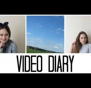 VIDEO DIARY #2   Justyna Książek