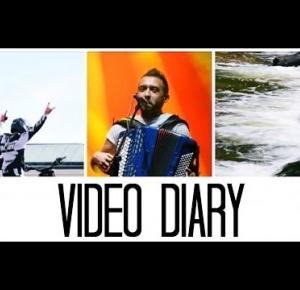 VIDEO DIARY#9 | Justyna Książek