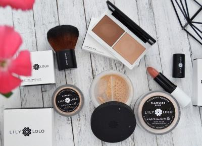 Lily lolo - Podkład, puder i korektor mineralny oraz pędzel Super Kabuki / Costasy   Cosmetics my Addiction   Beauty Blog