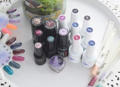 Ulubione lakiery hybrydowe na jesien | Oraz jesienna wishlista lakierow hybrydowych | Cosmetics my Addiction | Beauty Blog