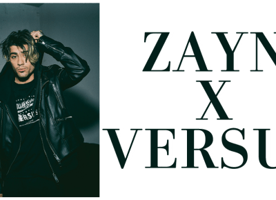 ZAYN X VERSUS CAPSULE COLLECTION