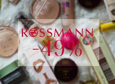 HAUL: Rossmann -49%