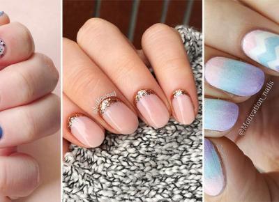 Wiosenny manicure - inspiracje prosto z instagrama!