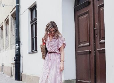 Jak poradzić sobie z prześwitującą sukienką?