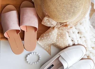Jakie buty nosi? wiosn? 2018? Haul zakupowy. - my wardrobe.