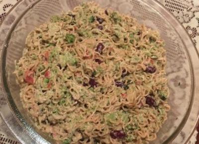 Nasze 5 minut: Chińska sałatka