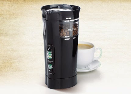 Elektryczny młynek do kawy z Biedronki