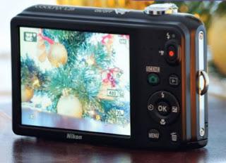 Aparat Nikon Coolpix L28 z Biedronki