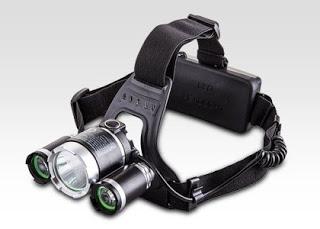 Reflektor czołowy LED z Biedronki