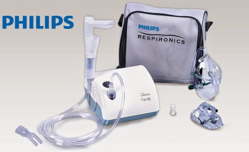 Inhalator Philips Respironics Family z Biedronki