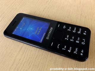 Testujemy produkty z Biedronki: Telefon Hykker Elegant z Biedronki