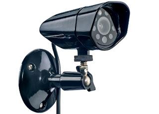 Co w Lidlu: Kamera monitorująca z funkcją noktowizora Silvercrest z Lidla