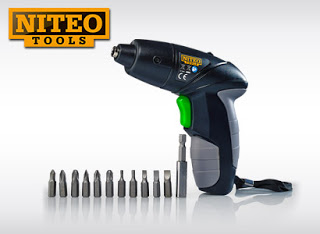 Wkrętak akumulatorowy Niteo Tools z Biedronki
